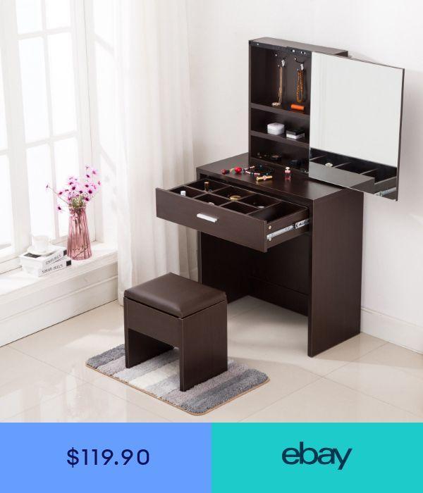 Vanities Makeup Tables Home Garden Ebay Schminktisch Spiegel Tischdesign Schminktisch Ideen