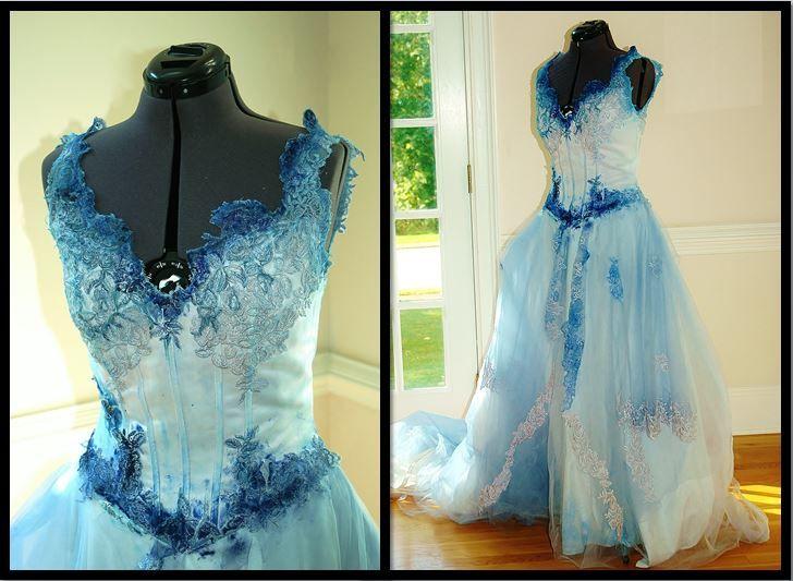 Corpse Bride Wedding Dress - Wedding Dresses
