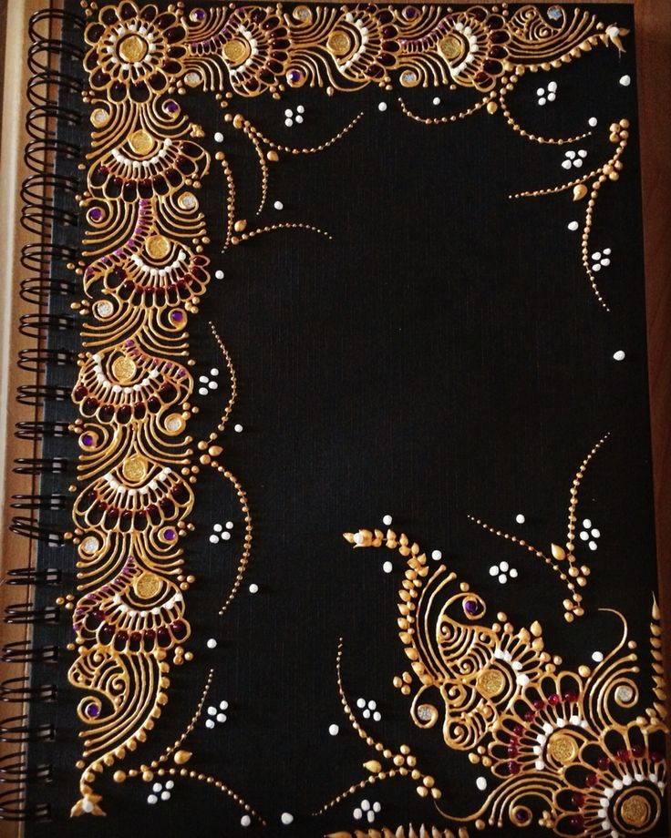 Got a bit carried away with my course prep this evening!  hennafied my sketchbook!   #bollywood #freshhenna #naturalhenna #natural #bodyart #art #indian #hennatattoo #fashion #glamour #style #henna #mehndi #bride #weddings #dhulhan #bridalhenna #bridalmehndi  #partyhenna #mehendi #hennaartist #artist #hennacones #mehndicones #events #hennabook #mehndibookings #sketchbook #doodling #a4sketchbook #gold #purple #glitter #whitepaint #prep