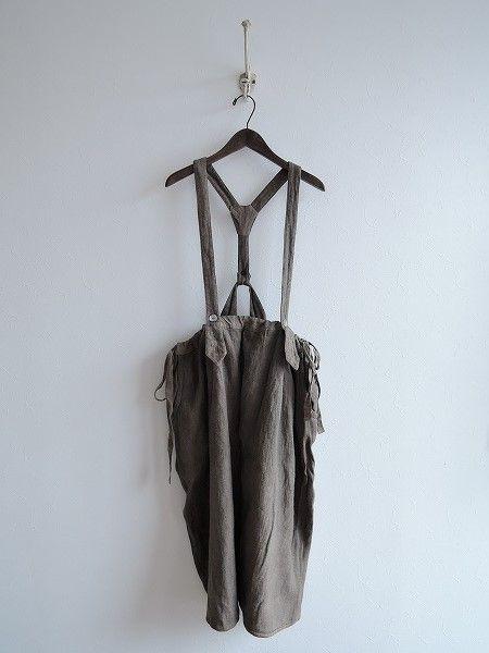 ガサ GASA 草木染めスカート