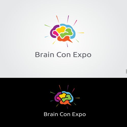 State-of-the-art logo for state-of-the-art nonprofit! Help revolutionize Brain Con Expo 🌟 Design by dmatas