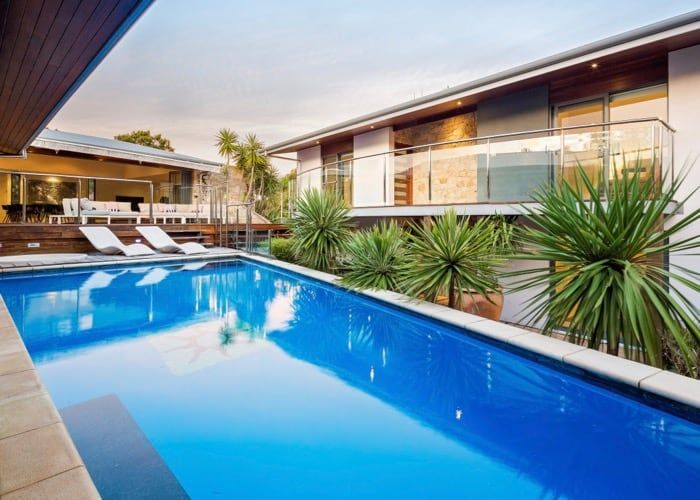 Margaret River South West Wa A Stunning Beach House Set On Set On Toby S Inlet In Quindalup Wanderlust Offe Luxury Beach House Holiday Home Holiday Rental
