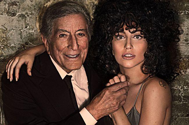 Lady Gaga & Tony Bennett to Perform New Year's Eve Show in Las Vegas - BILLBOARD #LadyGaga, #TonnyBennett