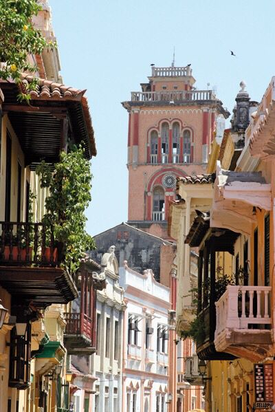 Cartagena, Colombia Casco Viejo