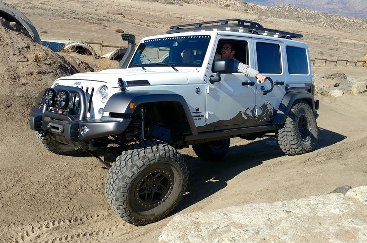 Increase Your Jeep's Ride Height with a Lift Kit