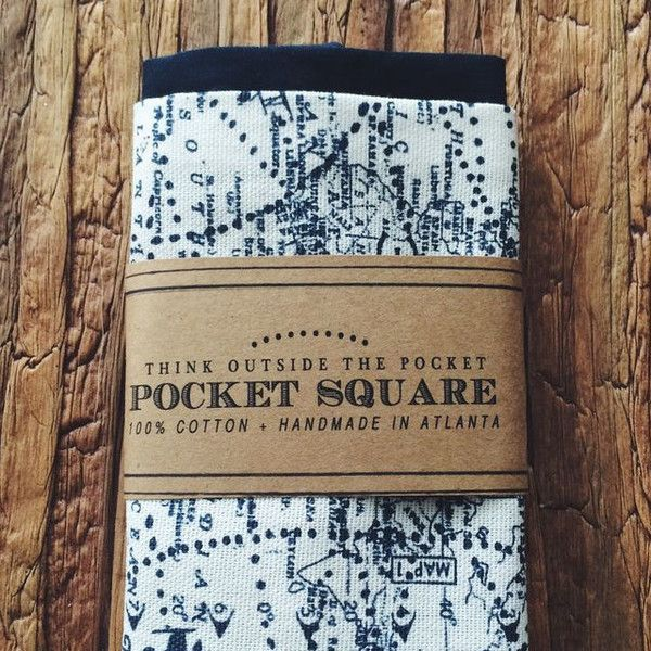 Give your pocket a dash of flare with this reversible pocket square. 100% Cotton.