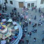 Die schönsten Volksfeste: Herbstmesse in Basel, Von oben