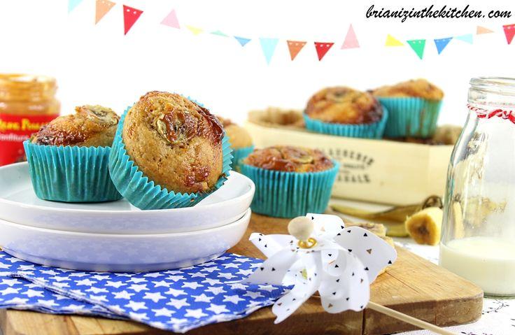 Banoffee Muffins - La Mère Poulard