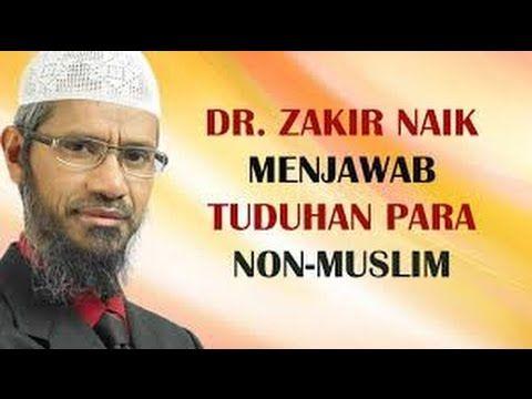 TIdak Terbukti !!!TUDUHAN BAHAYA ISLAM oleh NON MUSLIM di Patahkan ole D...