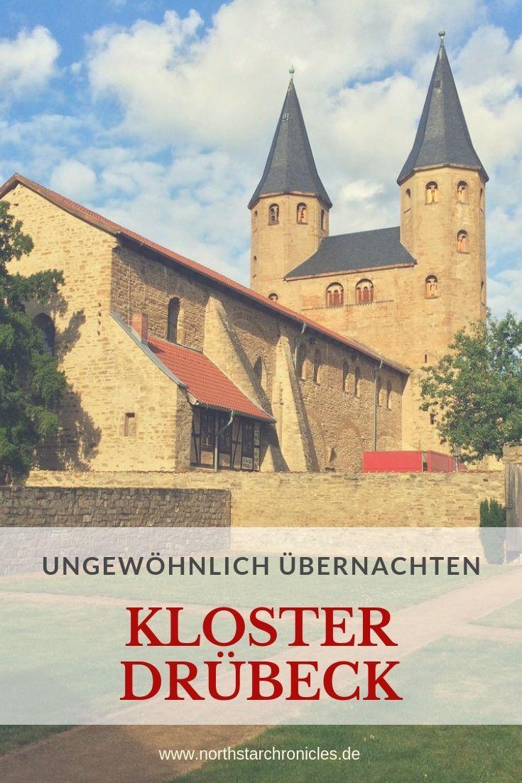 Ubernachten Im Kloster Drubeck Im Harz Wellness Fur Die Seele