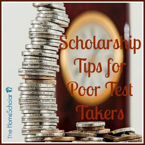 When you are visiting and applying to colleges, try to convince the college that your child is a good investment for their scholarship donations.