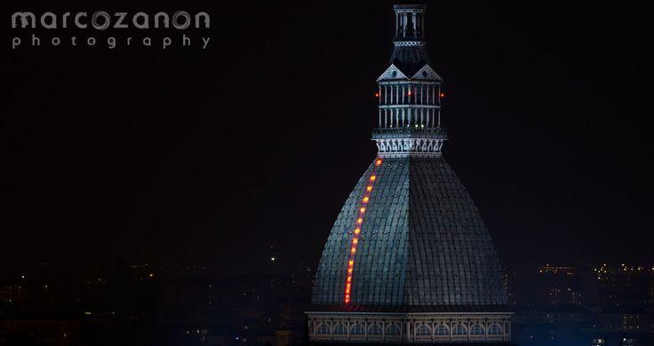 Torino - Mole Antoneliana by Marco Zanon on 500px