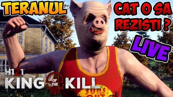 LIVE #51 KING OF THE KILL CAT PUTEM SA SUPRAVIETUIM