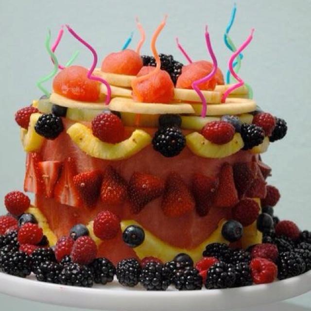 33 best Healthy deserts images on Pinterest Fruit salads