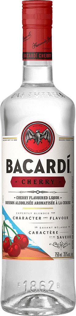 Bacardi Cherry Rum - 12134 | Manitoba Liquor Mart