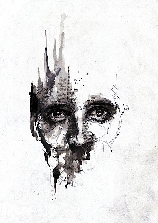 Mysterious Illustrations by Florian Nicolle