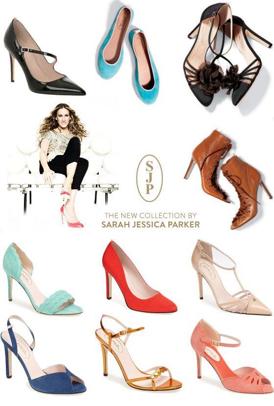 SJP Shoe Collection by Sarah Jessica Parker