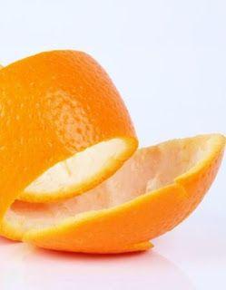 la lavanda di nonna Isina: Balsamo alla buccia d'arancia