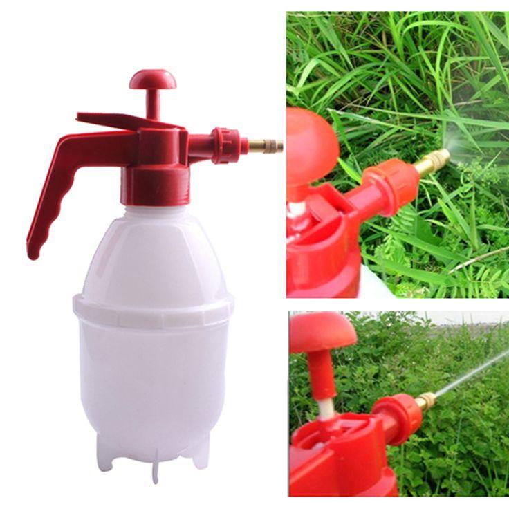 800 ML Chemical Spruzzatore Portatile di Pressione Giardino Spray Bottle Impianto di Acqua V1NF