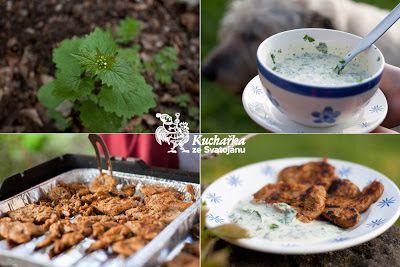 Kuchařka ze Svatojánu: OMÁČKA Z ČESNÁČKU