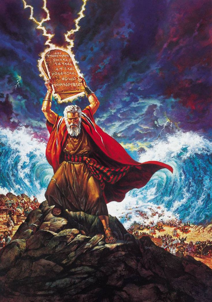 65 best Moses images on Pinterest | Bible stories, Old ...