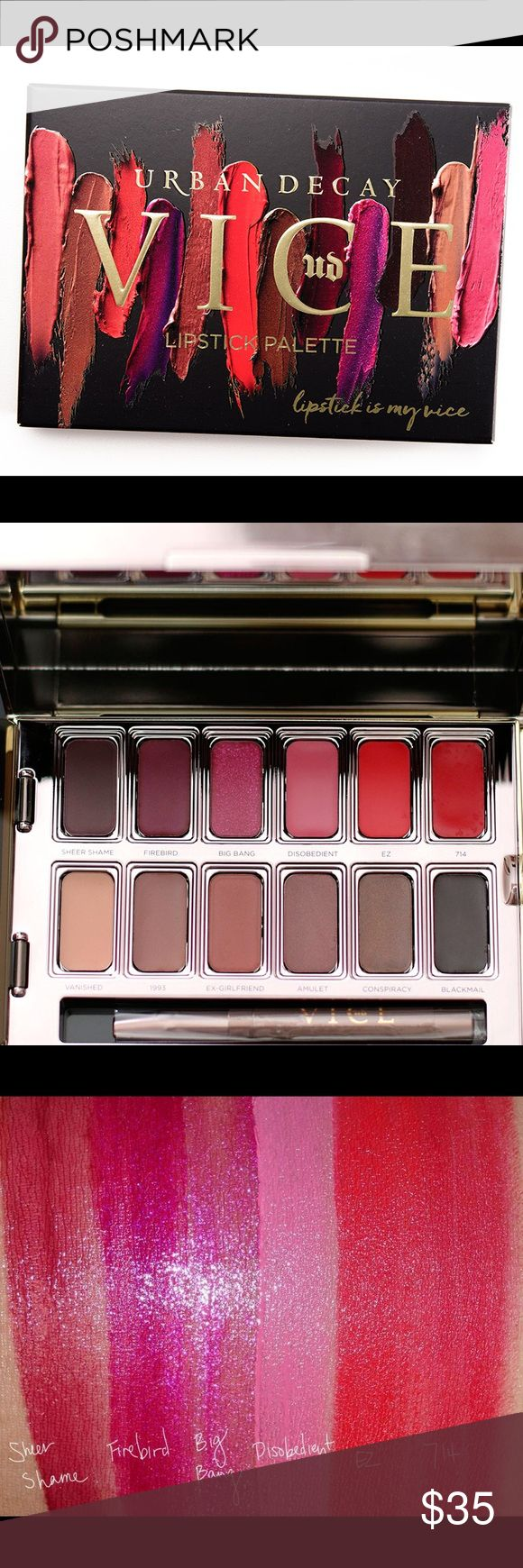 17 Best ideas about Urban Decay Lipstick Palette on Pinterest ...