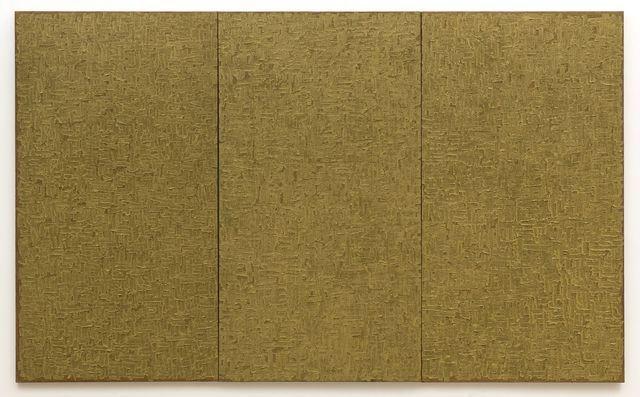 Ha Chong-Hyun, 'Conjunction 86-24 (3), (2), (1),' 1986, Tina Kim Gallery