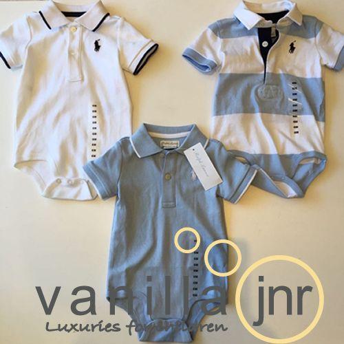 Beautiful outfits for your little Baby Polo Ralph Lauren #vanillajunior #loughton #vanilla_junior #poloralphlauren