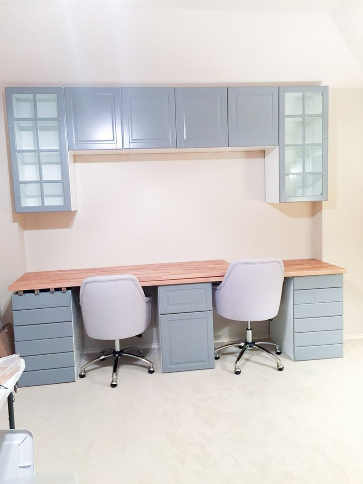 Custom Desk Build Part One » DIY Without Fear | Home ...