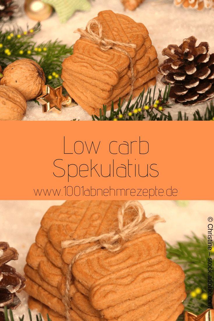 Low carb Spekulatius: Gesunde Weihnachtsplätzchen #Ketogene