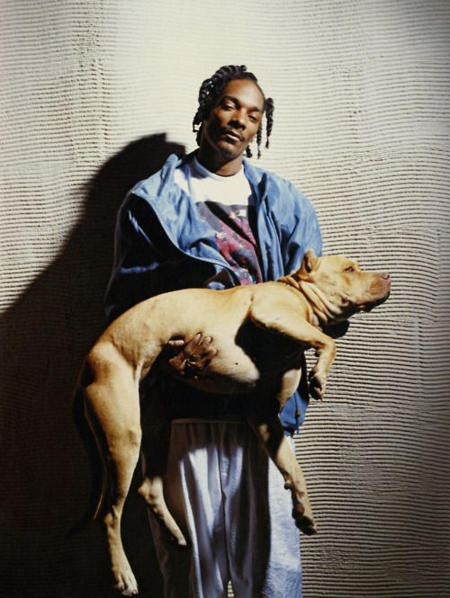 Snoops dog looks exactly like Lily!
