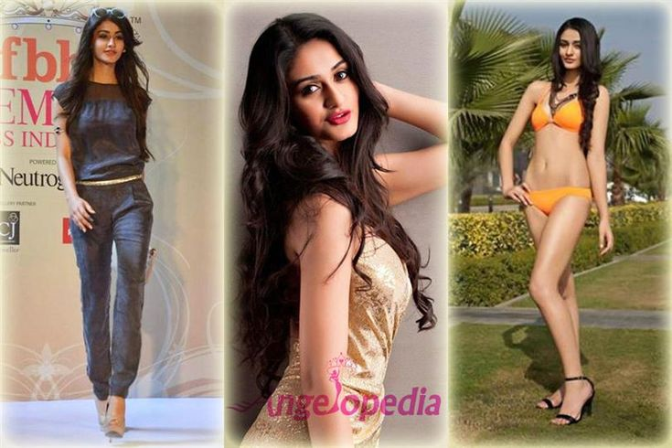 Aditi Arya crowned Femina Miss India 2015