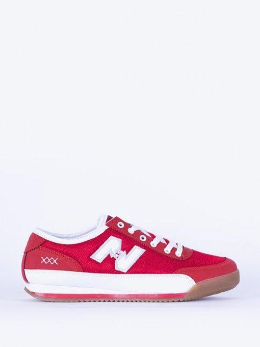 Adidasi rosii pentru barbati