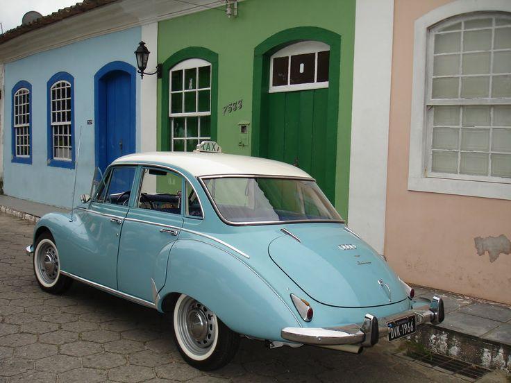 Carros Antigos | Garagem dos Carros Antigos