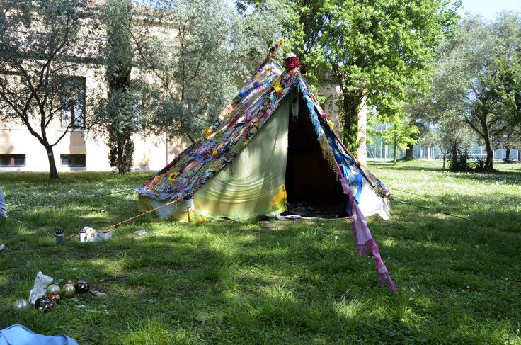 Felipe Cardeña, a hippie tent to break down boundaries and differences  http://www.italianfactory.info/portale/index.php/2015/07/felipe-cardena-a-hippie-tent-to-break-down-boundaries-and-differences/
