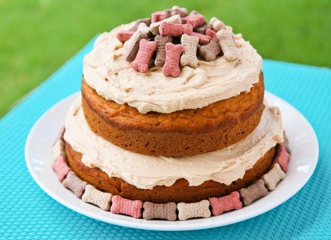 Dog Cake Recipe