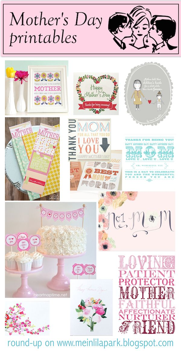 336 best Muttertag images on Pinterest   Mother\'s day, Free ...