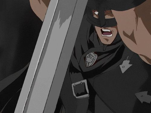 Berserk anime (1997-98)