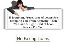 Avail Quick Funds With The Help Of No Faxing Loans Online