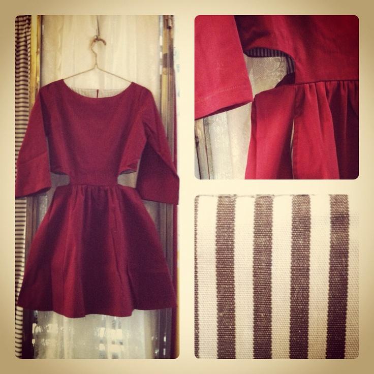 tsouknida dress