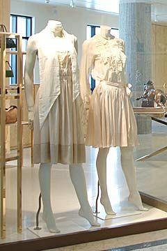 kuwaiti fashion | The new Chloe store at Al-Ostoura