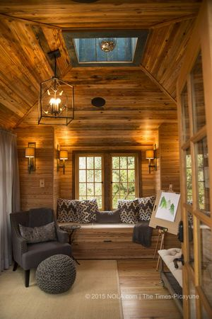 a treehouse bedroom that raising cane founder and ceo todd graves and his wife gwen