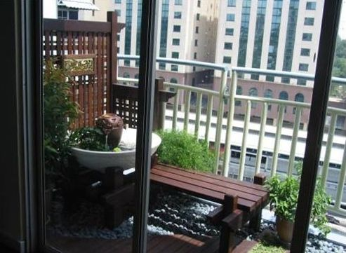 water feature at balcony ideas for the house pinterest