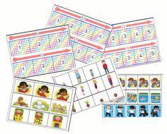 Images séquentielles - Gijou à la maternelle