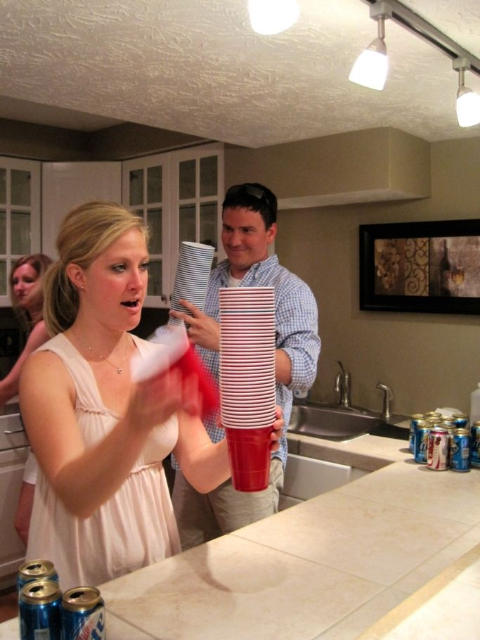 Party games for adult christian singles