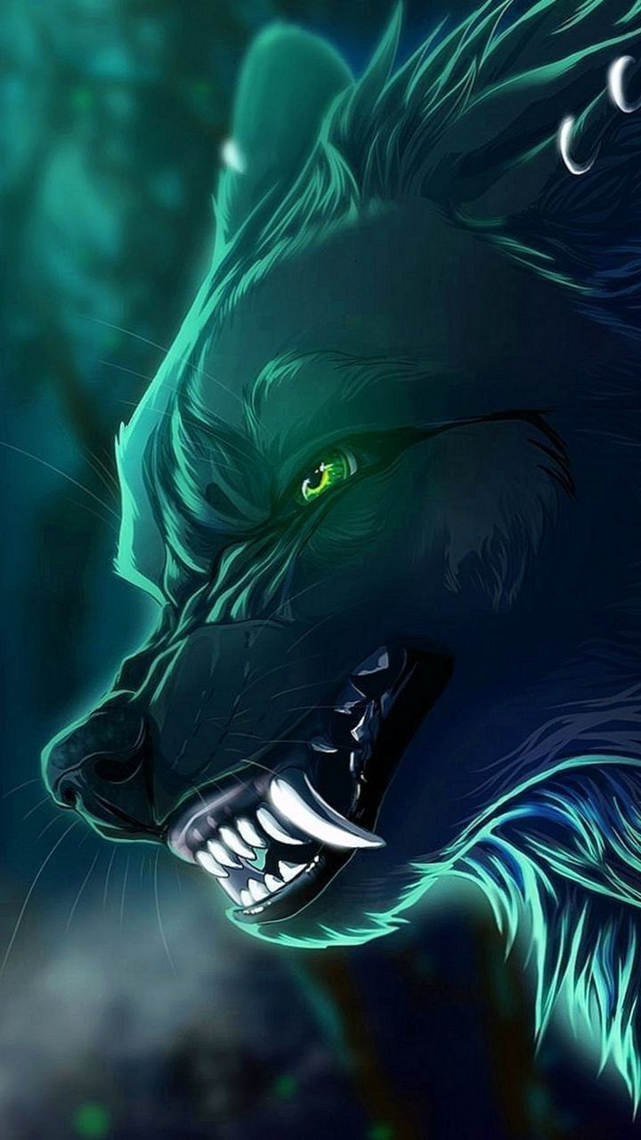 Anime Wolf Iphone Wallpapers Anime Wolf Iphone Wallpapers Fantasy Wolf Anime Wolf Anime Wolf Drawing