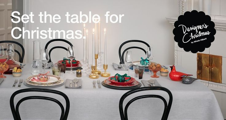 Set the table for Christmas - Iittala.com