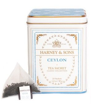 Ceylon Tea - A wonderful example of a British legacy tea, delicious with milk and sugar. Hand-picked teas from medium-grown estates on the western slope of Sri Lanka.