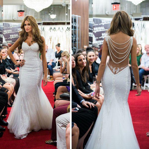 Designer To Watch Galia Lahav Debuts At Bridal Reflections