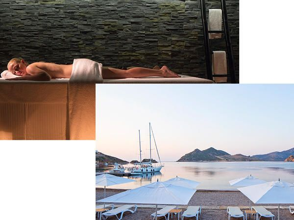 Thank you @Elle Italy!  #anasaspa #patmos #patmosaktis #spa